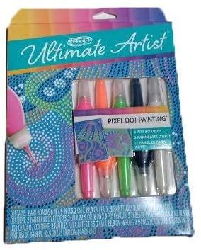 Rose Art Ultimate Artist Pixel Dot Painting - Jungle