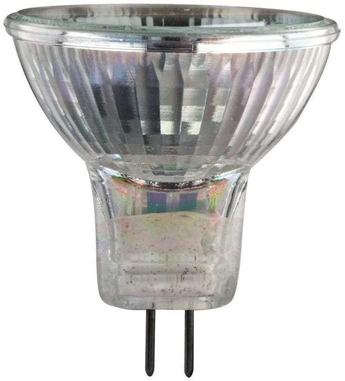 Philips 419309 MR11 20-Watt Halogen Light Bulb, 12 Pack