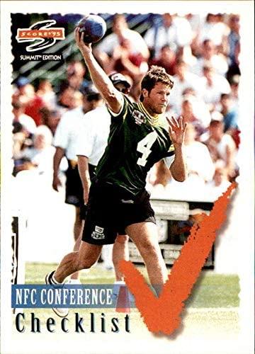 1995 Summit #197 Brett Favre GREEN BAY Packers HOF Southern Miss Golden Eagles Mississippi (BM) NFL Football Card