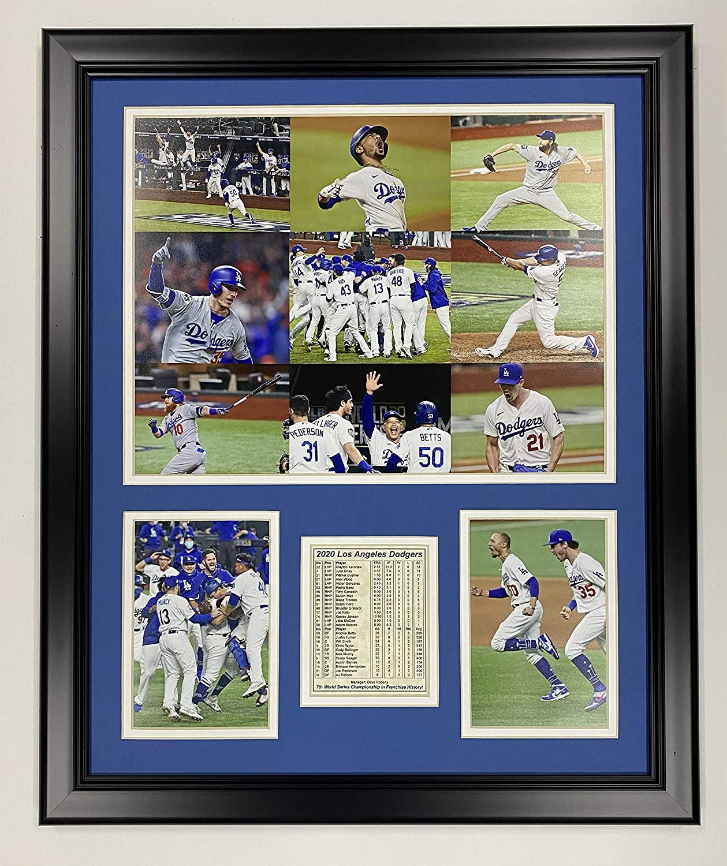 Los Angeles Dodgers - 2020 World Series Champions - 18