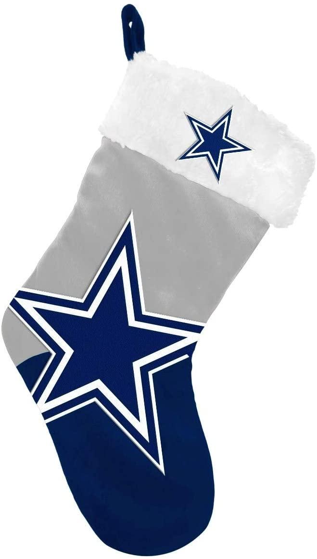 FOCO NFL Team Logo Basic Holiday Stocking