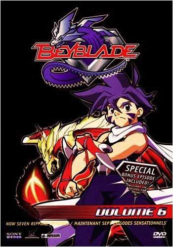 Beyblade: Battle Series (Vol 6)