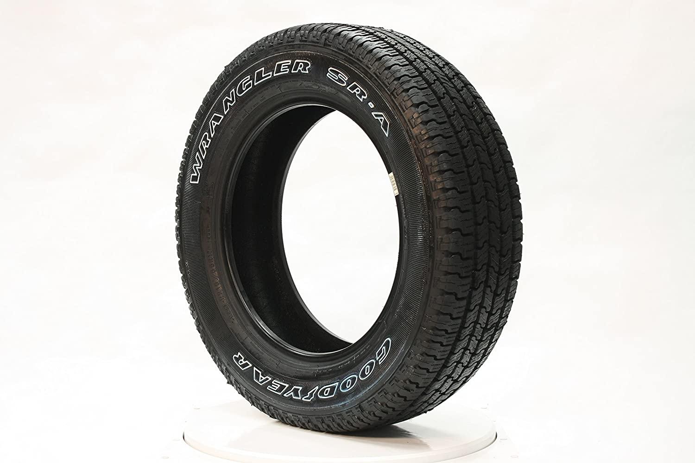 Goodyear Wrangler SR-A Radial Tire - 265/70R16 111S