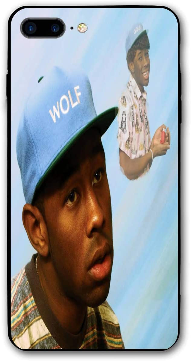 NaohBent Tyler The Creator Wolf Fashion iPhone 7 Plus iPhone 8 Plus Phone case Men Women Cases One Size
