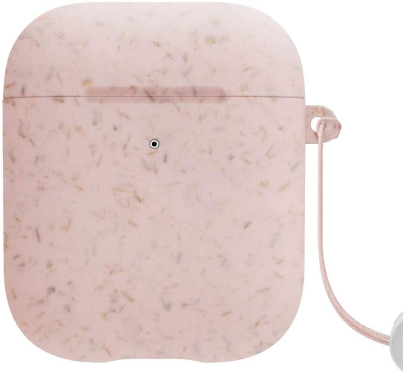 Incipio AirPods Case Compatible with Apple AirPod Gen 1 & 2 - Dusty Pink