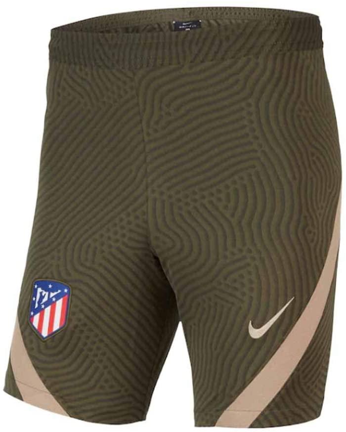 Nike 2020-2021 Atletico Madrid Training Shorts (Khaki)