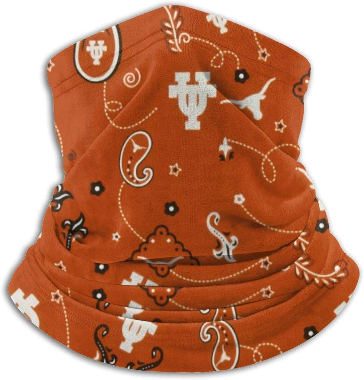 Ohio Face Mask Sport Microfiber Neck Warmer Cover Scarf Beanie Hat Balaclava For Men Women