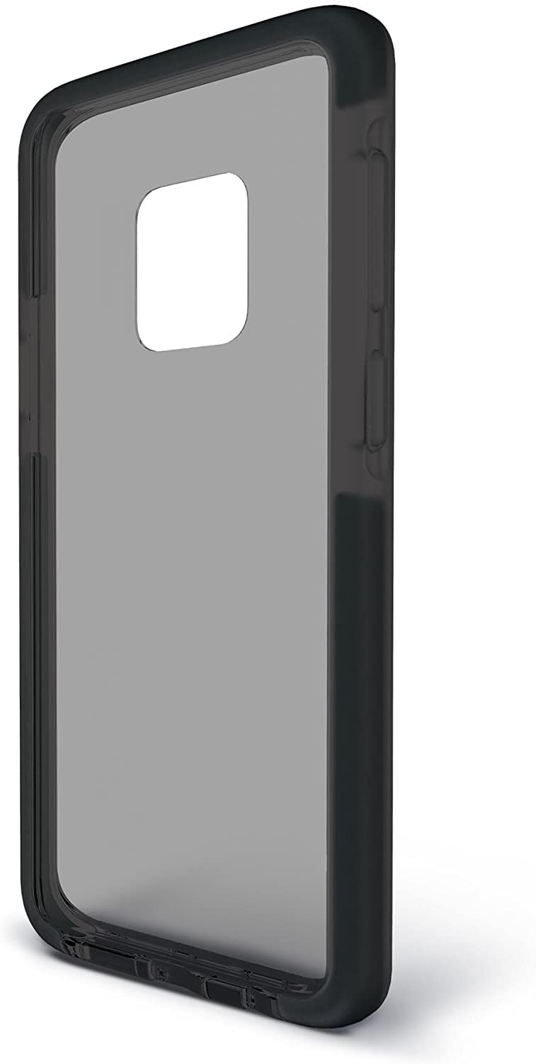 BodyGuardz - Ace Pro Case for Samsung Galaxy S9+, Extreme Impact and Scratch Protection for Samsung Galaxy S9+ (Smoke/Black)