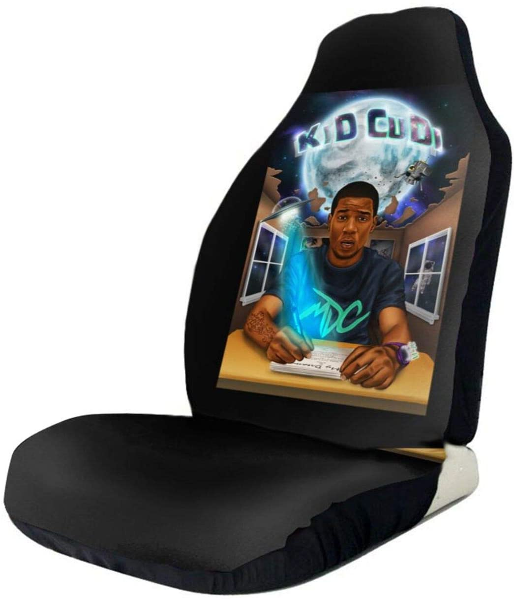 Majunnn Kid-Cudi Fashion Stylish and Comfortable Car Seat Cover, Dirt-Resistant and Washable