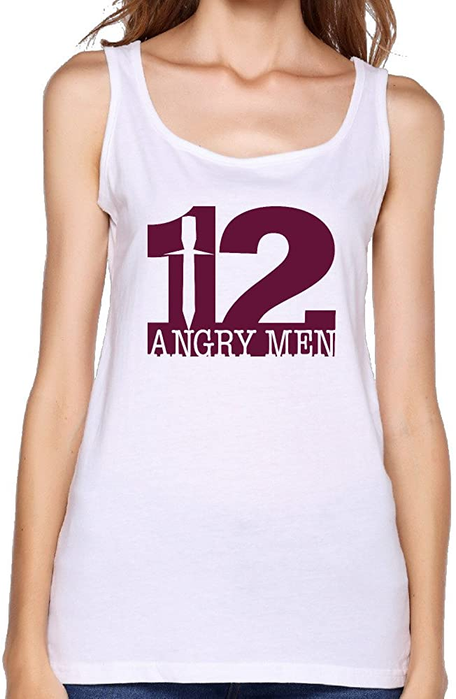 FEDNS Women's 12 Angry Men Tank Top