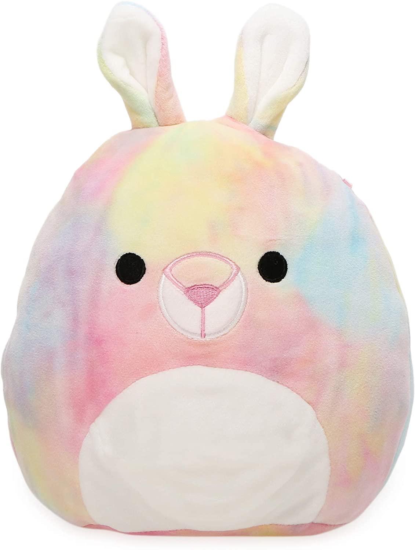 SQUISHMALLOWS 8 Plush Animal Pillow Pet (Blanca The Rainbow Kangaroo - Fall 2020)