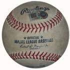 Betances Bautista Donaldson Game Used Blue Jays @ Ny Yankees Ball 7/3/17 - MLB Game Used Baseballs