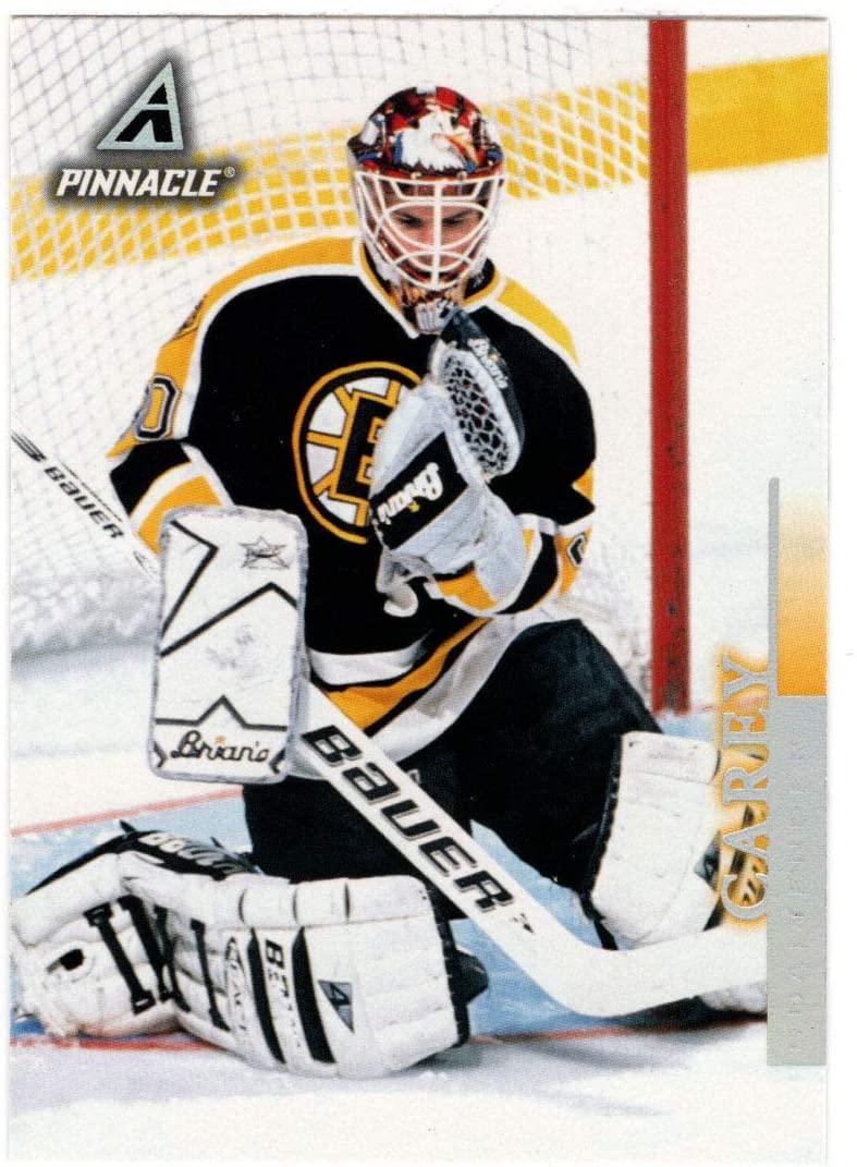 Jim Carey - Boston Bruins (Hockey Card) 1997-98 Pinnacle # 83 NM/MT
