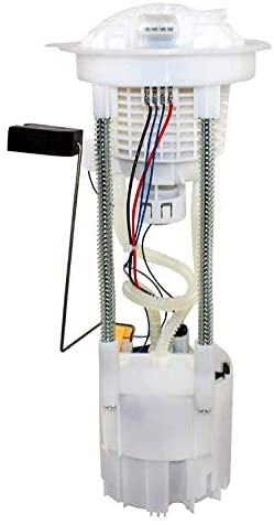 Rareelectrical New Fuel Pump Module Compatible With Dodge Ram 1500 Standard Cab Pickup 3.7L 4.7L 5.7L 2004-2006 by Part Number RL104694AC