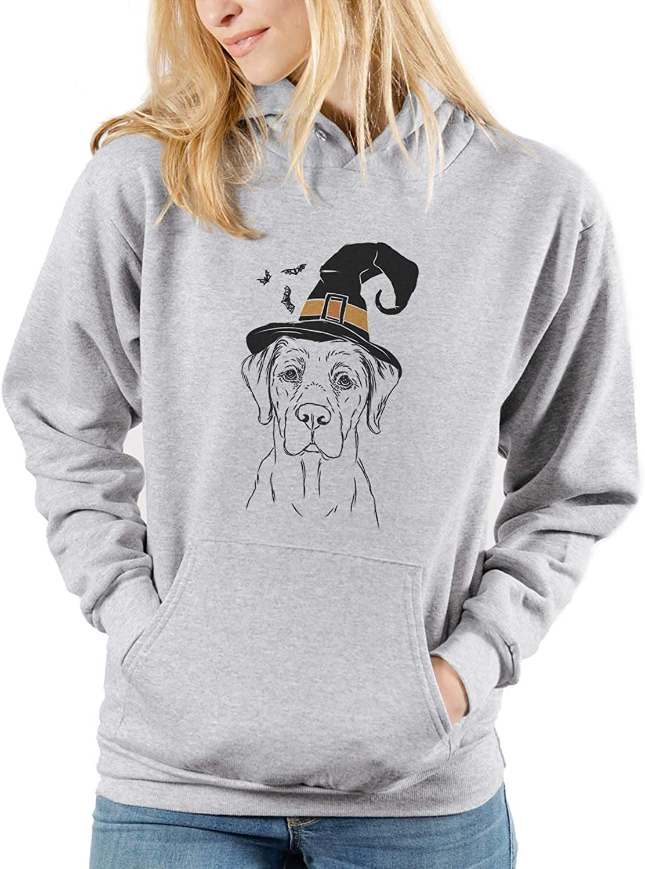 Inkopious Halloween Rowdy The Labrador Retriever Dog Triblend T-Shirt
