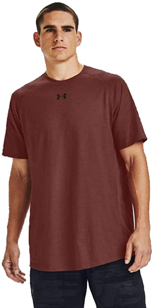 Under Armour Charged Cotton T-Shirt - AW20 - Small - Red