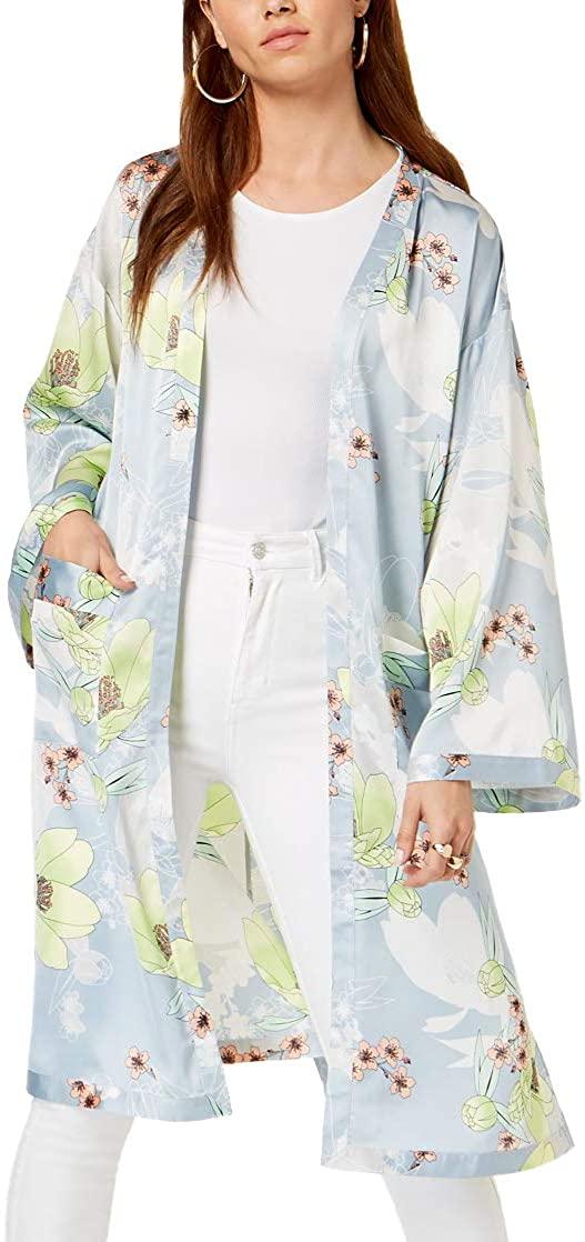 GUESS Womens Lelani Kimono Jacket