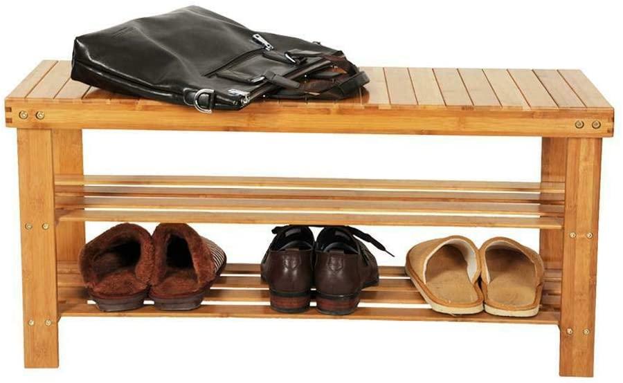 3 Tier Shoe Rack Bench, 36