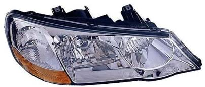 CarLights360: For 2002 2003 Acura TL Headlight Assembly Passenger Side For AC2519102