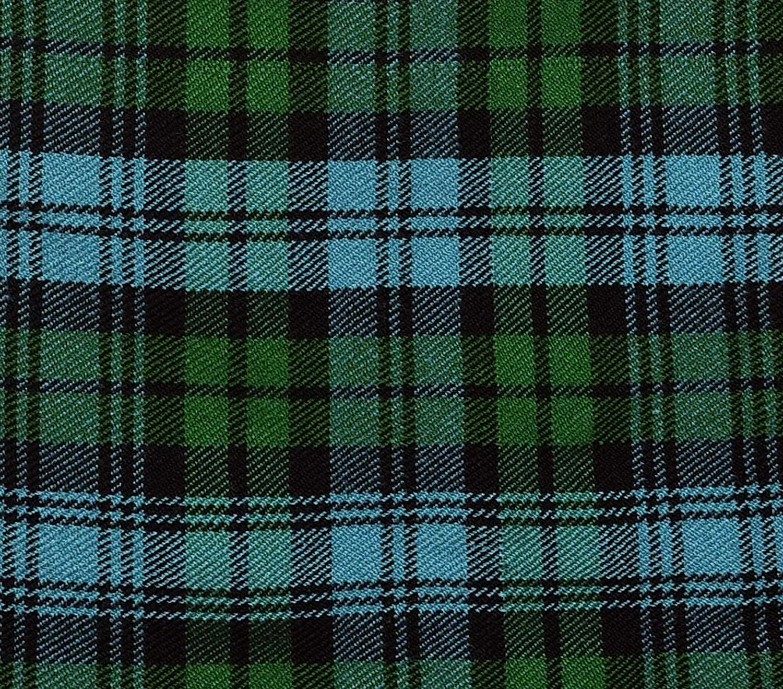 Scottish Acrylic Fabric Tartan Plaid by The Yard 13 Oz Weight (Campbell Ancient, 1 Yard)