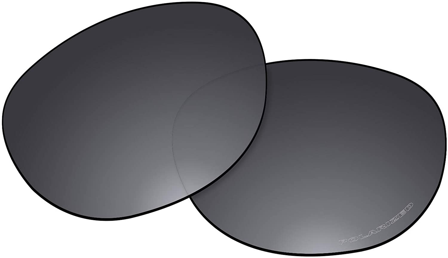 OOWLIT Replacement Lenses Compatible with Oakley Latch Sunglass