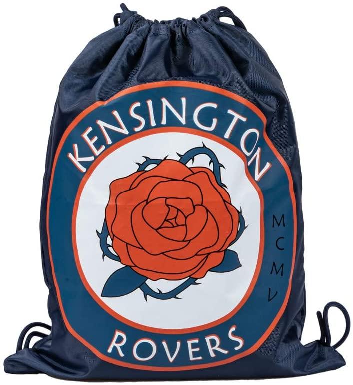 Coslive Legion Gym Drawstring Bag,String Backpack,Rose Print Sackpack for Men Women