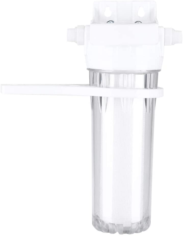 tabpole 10 Single-stage Transparent Standard Whole-house Water Purification System With Sediment Filter G1/2 Connection