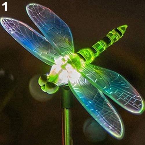 Path Lights, Garden Lights, yanQxIzbiu Solar LED Light Outdoor Path Garden Yard Lawn Landscape Spotlight Spot Lamp - 1
