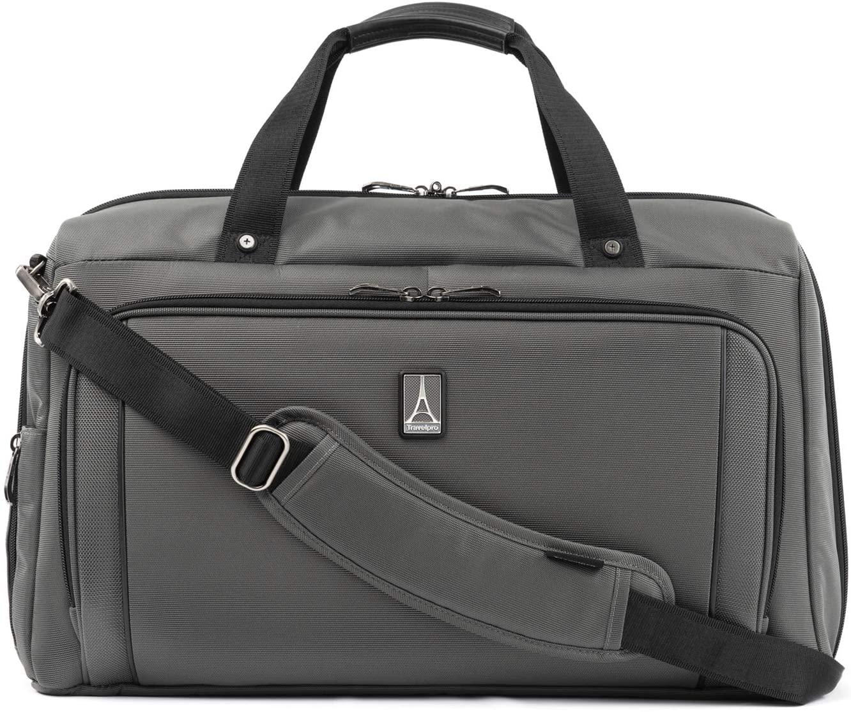 Travelpro Crew Versapack-Weekender Carry-on Suiter Duffel Bag, Titanium Grey, One Size