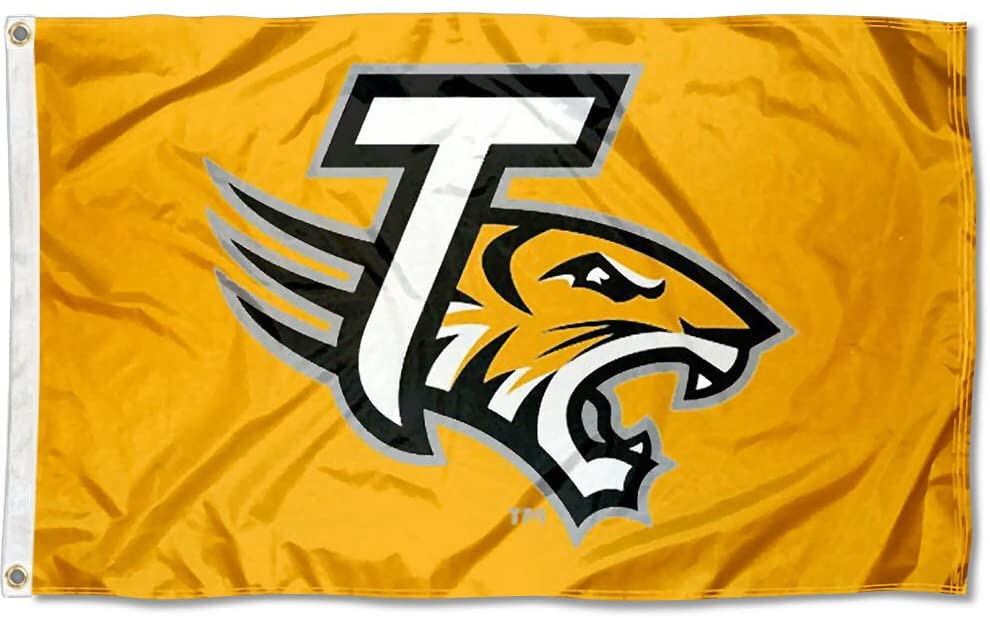College Flags & Banners Co. Towson Tigers Gold Flag