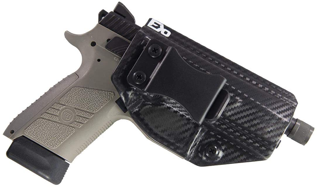 Fierce Defender IWB Kydex Holster CZ P-07 Winter Warrior Series