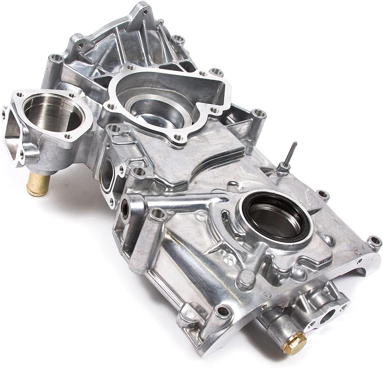 Compatible With 91-98 Nissan 240SX 2.4 DOHC 16 Valves KA24DE Oil Pump