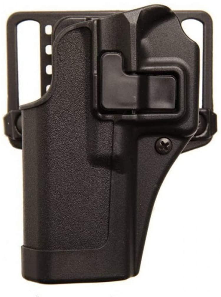 BLACKHAWK CQC™ Carbon Fiber Holster Matte Finish Colt 1911, BLACK, LH