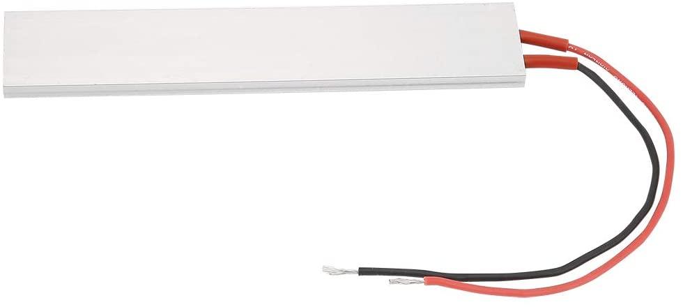 Aluminum Housing PTC Heating Element Plate Thermostatic Heater