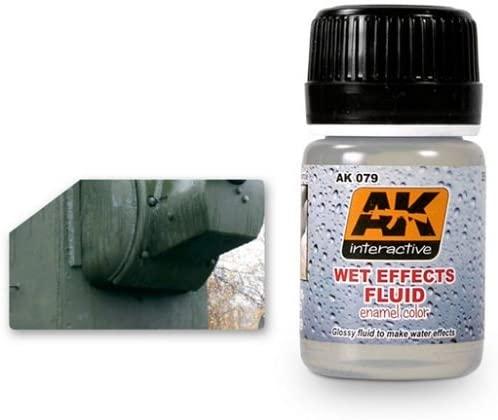 Ak Interactive Ak00079 - Wet Effects Fluid