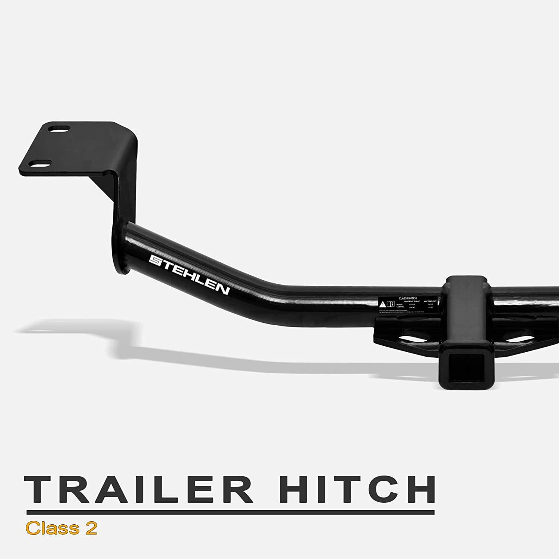 Stehlen 733469488545 Class 2 Trailer Tow Hitch Receiver 1.25