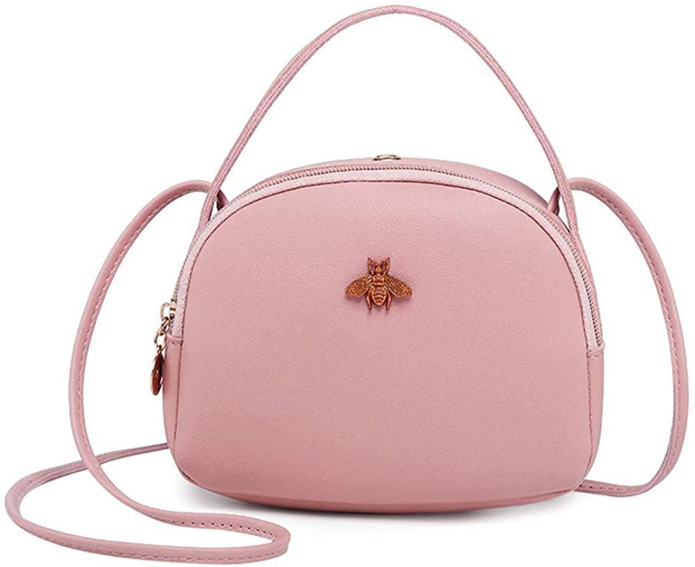 Bee Shoudler Bag for Women Crossbody Bag Shell Bag