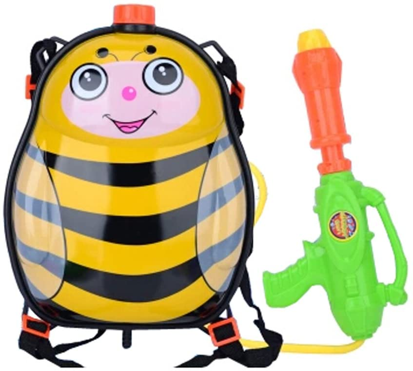 Kylin Express Backpack Plastic Squirt Summer Toy Toys Water Toys Games Beach Toys, Bee