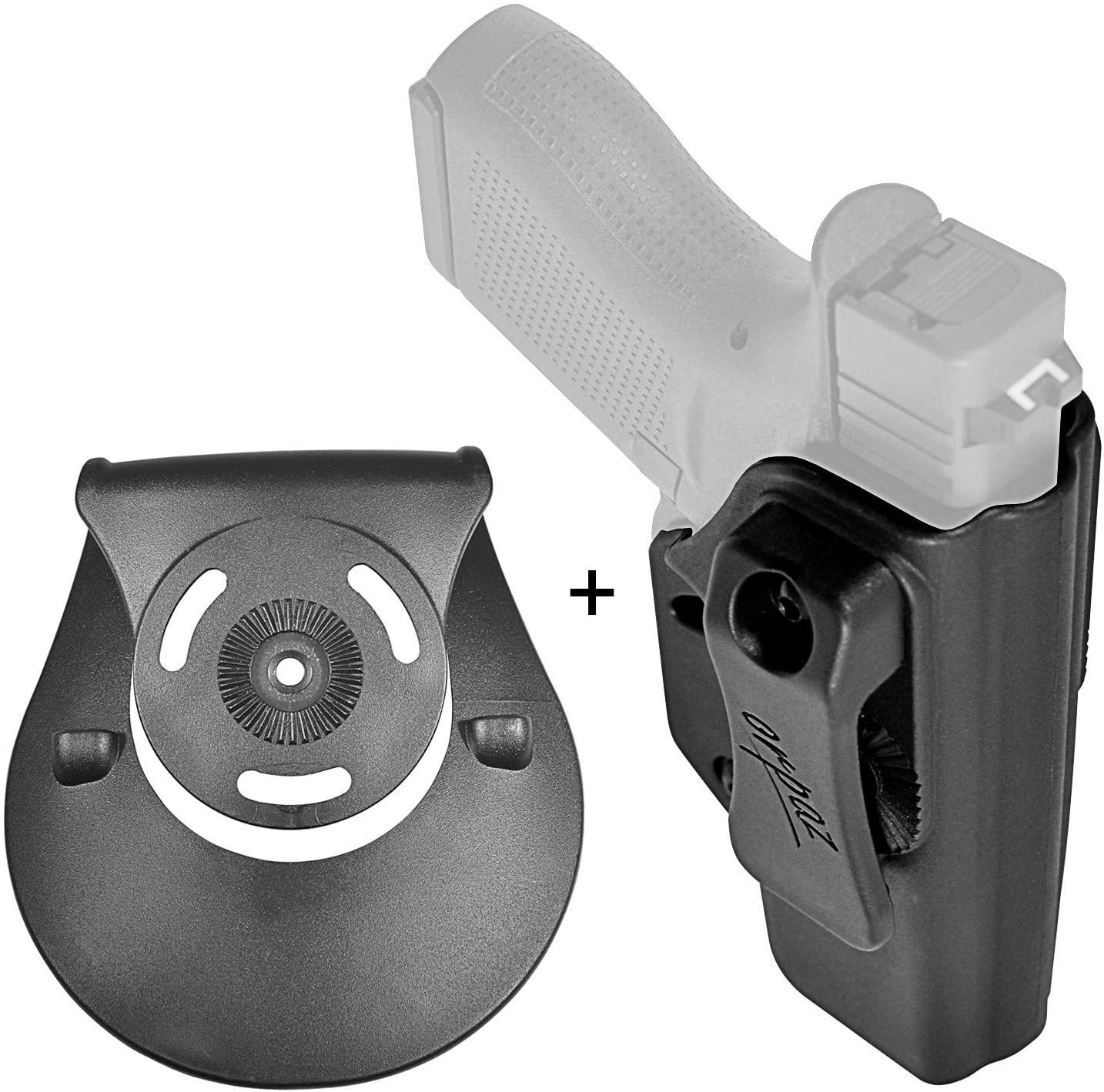 Orpaz Glock 43 Holster IWB Holster Glock 43 CCW Holster