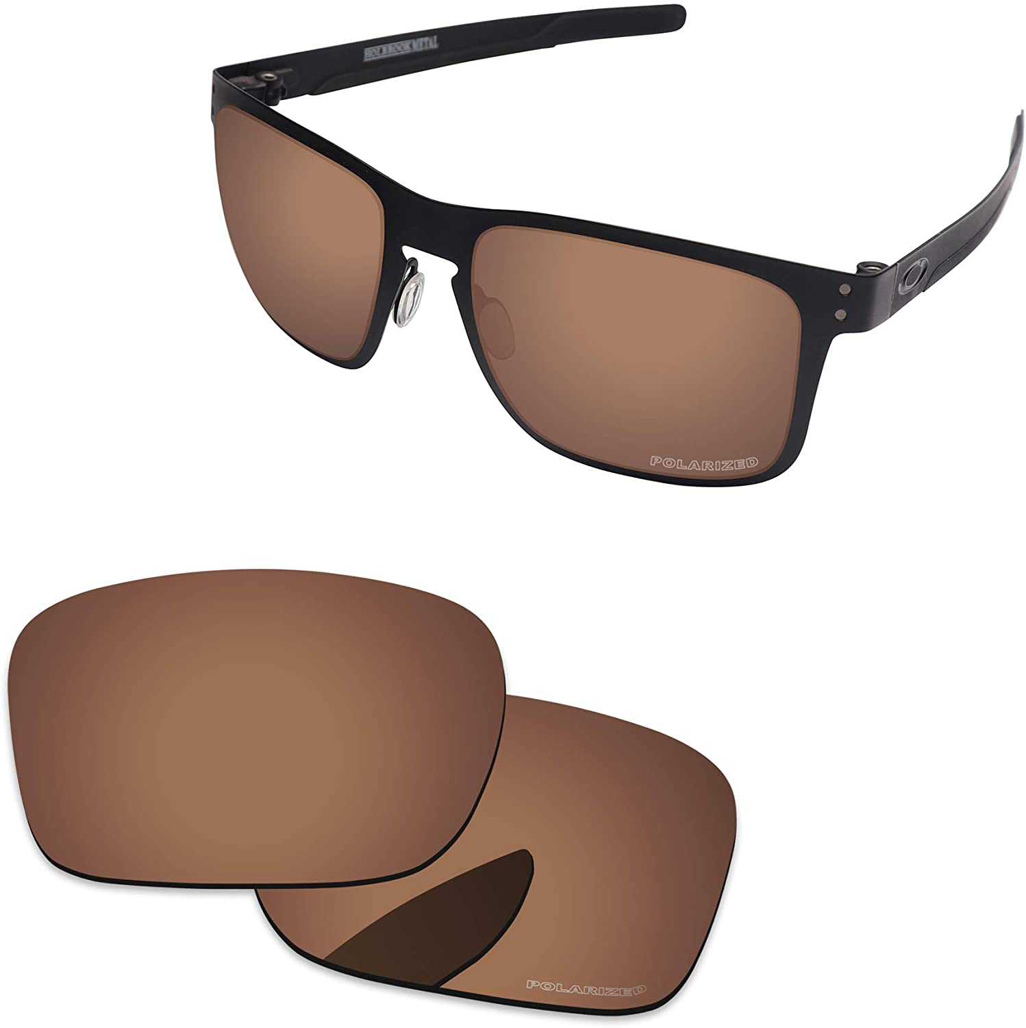 PapaViva Lenses Replacement for Oakley Holbrook XL OO9417