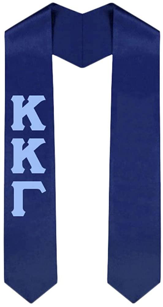 Custom Kappa Kappa Gamma Graduation Stole Sash