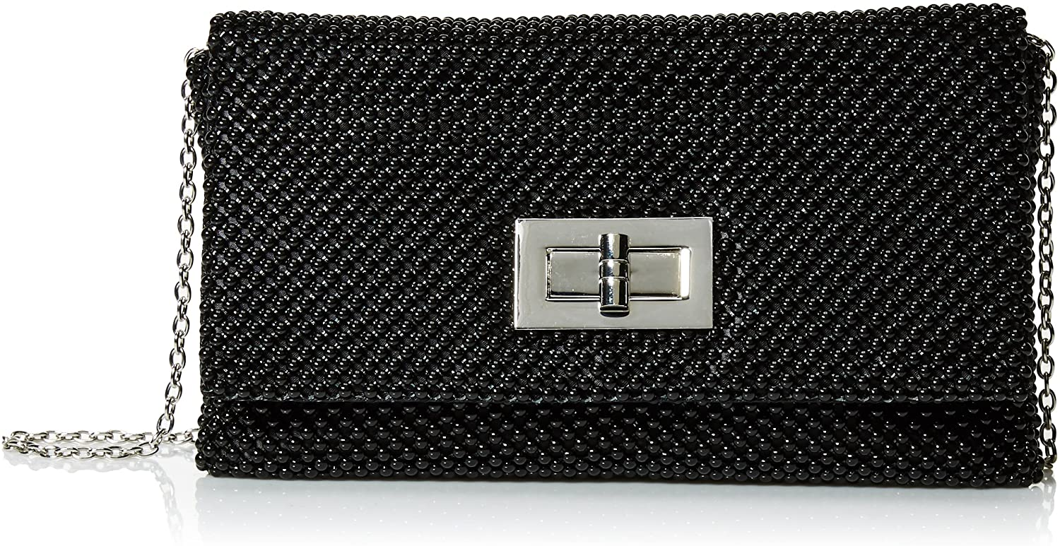 Jessica McClintock Trina Mesh Evening Clutch