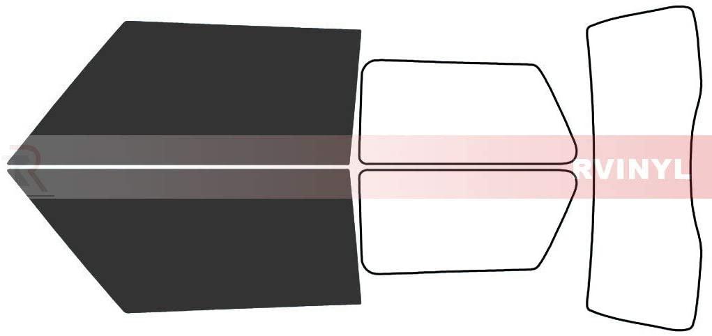 Rtint Window Tint Kit for Mini Cooper 2002-2006 - Front Kit - 20%