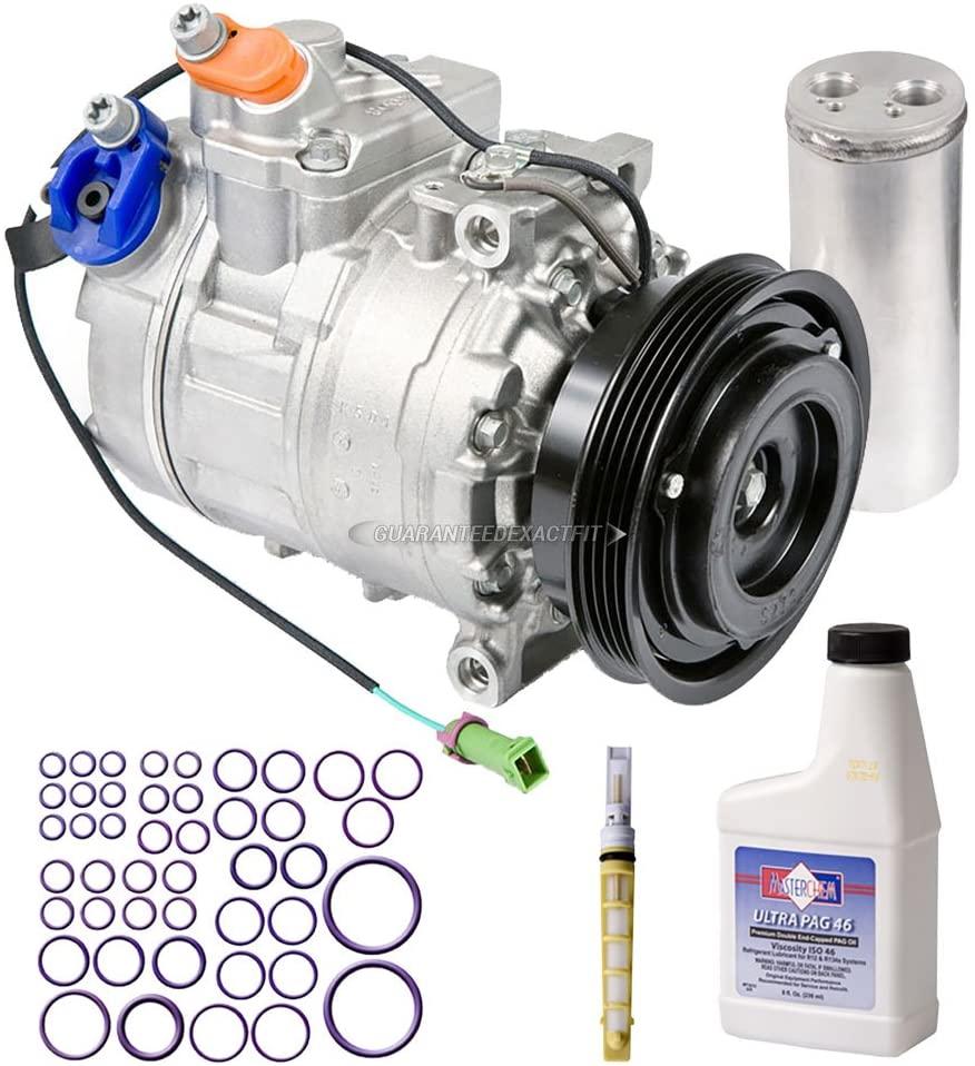 For VW Passat OEM AC Compressor w/A/C Repair Kit - BuyAutoParts 60-83856RN NEW