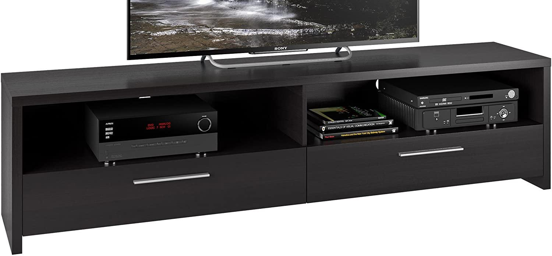 CorLiving Fernbrook TV stand, Black