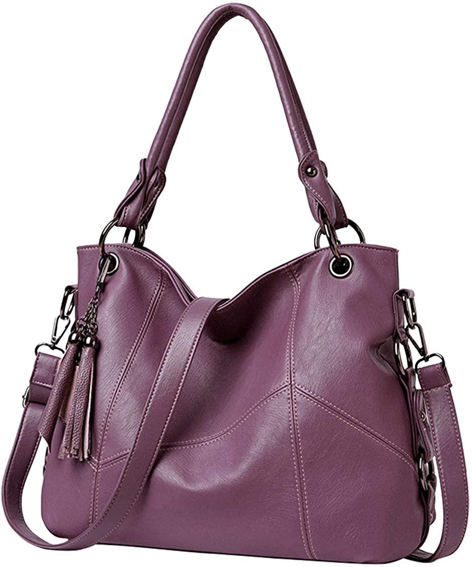 Women's Shoulder Bags Fashion Handbags Tassel Jewelry Multipurpose Young Lady Shoulder Bags