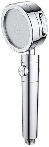 Shower Head Sprinkler Stop Water Pressurized Handheld Shower With Filter Rodalind