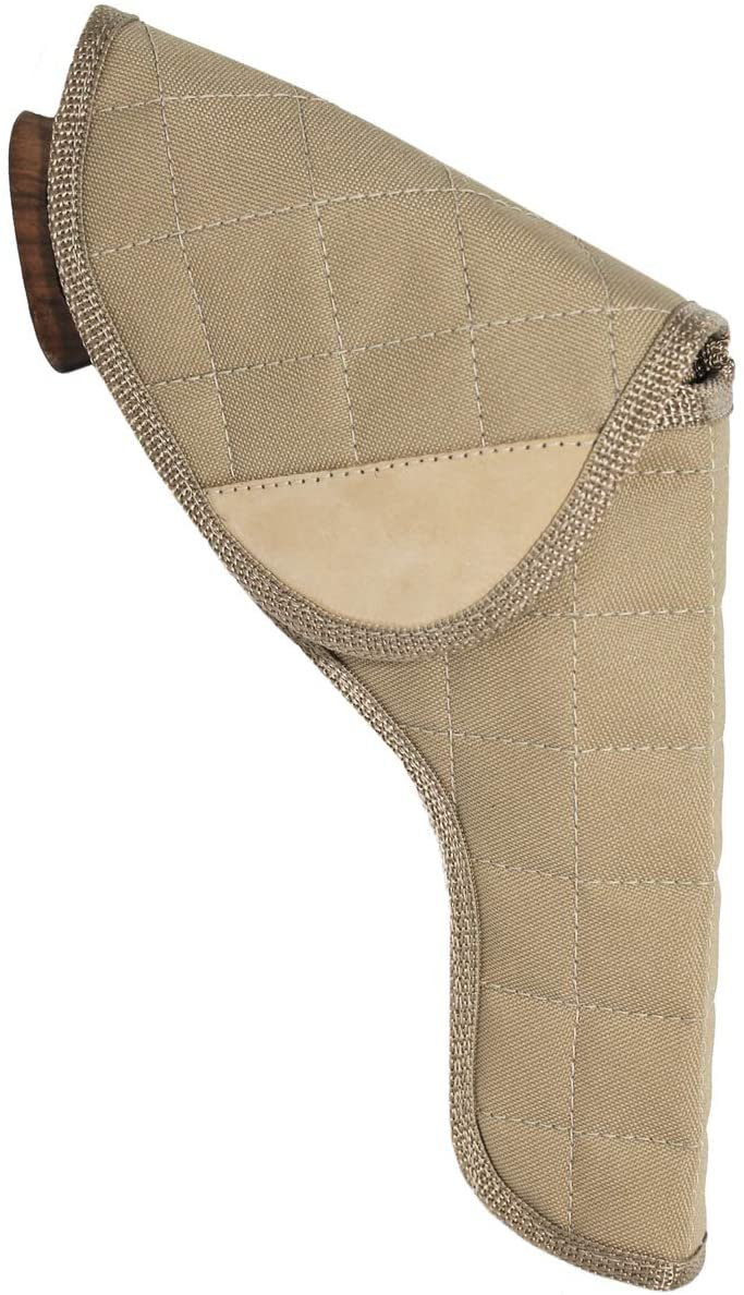 Barsony New Desert Sand Flap Holster for 4