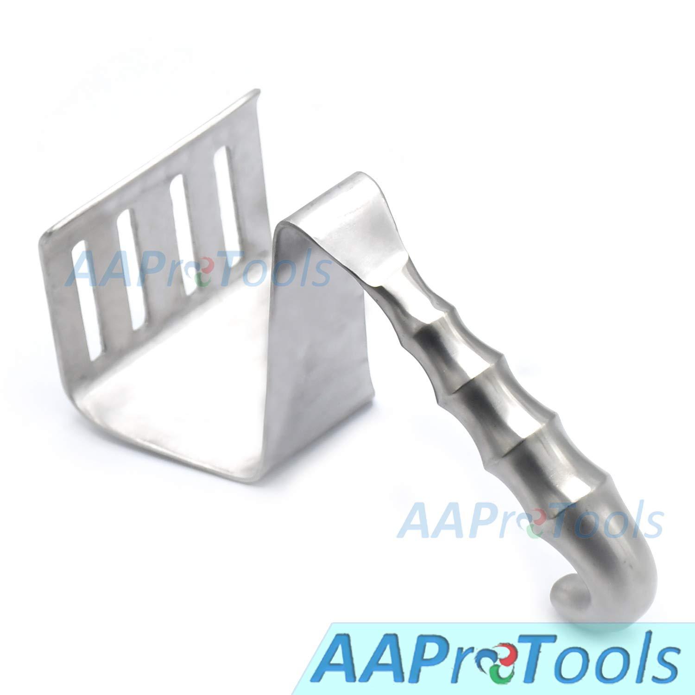 AAProTools Davidson Scapular Retractor Blade Size 3 X 3.5 9 cm Wide Blade