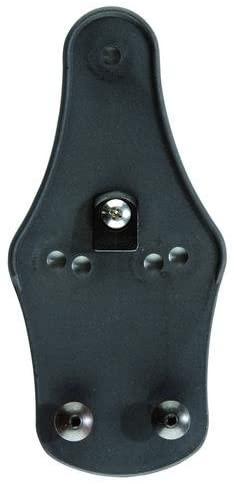 Safariland 6281HDA-2-21 Holster Drop Accessory, Right Hand, Plain Black